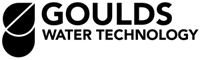 Goulds Water Technology Logo Black