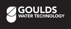 Goulds Water Technology Logo White