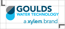 Goulds Water Technology Logo Lockup Clear Space