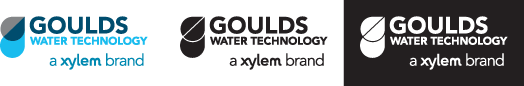 Goulds Water Technology Logo Lockups