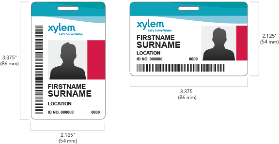 The gallery for starfleet badge template for Staff id badge template